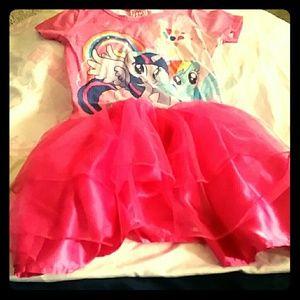 My Little Pony Other - My Little Pony tutu dress