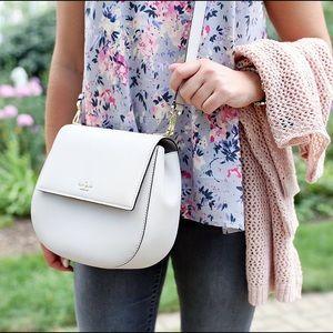 Kate Spade Byrdie Saffiano Leather Crossbody Bag