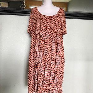 eshakti Dresses & Skirts - EShakti ruffle dress