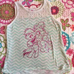 My Little Pony Other - My Little Pony Sleeveless Shirt