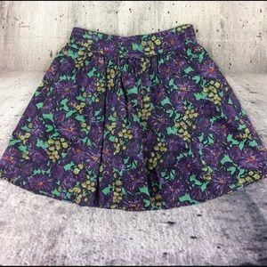 J. Crew Dresses & Skirts - J Crew printed skirt