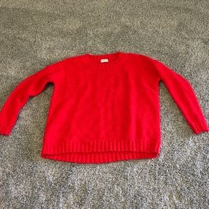Red Madewell Sweater S