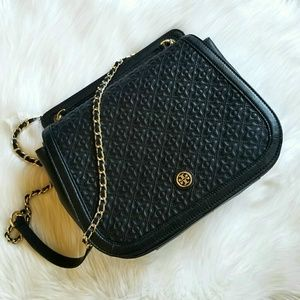Authentic Tory Burch Full Size Flemming Bag!