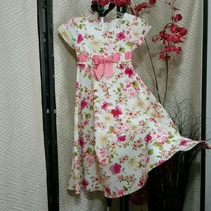 11 By Boris Bidjan Saberi Other - Spring floral girl's maxi dress