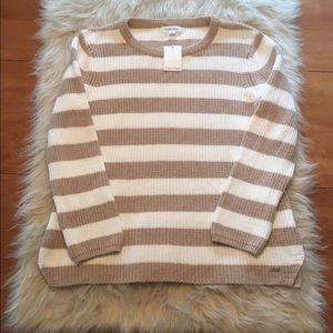 Cozy Calvin Klein sweater! NWT