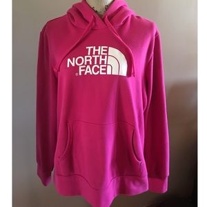 The North Face Tops - 💕North Face Hooded Sweatshirt 💕