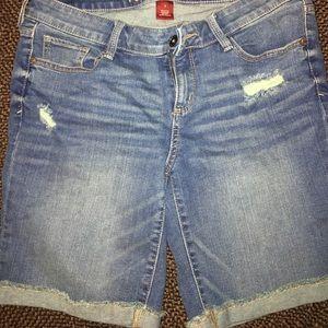 Arizona Jean Company Pants - Denim Bermuda short