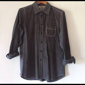 John Varvatos Other - John Varvatos Converse Gingham Shirt Medium