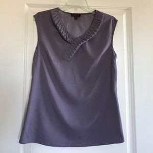 Lilac blouse by The Limited
