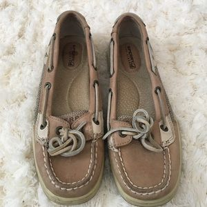 Sperry Top-Sider Shoes - Sperry Blowfish tan top siders