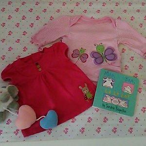 Bon Bebe Other - Baby shirt bundle