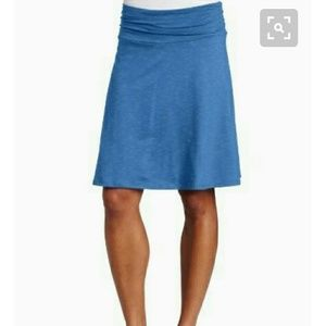 Horny Toad Dresses & Skirts - Horny Toad skirt. Organic cotton. Blue. XS