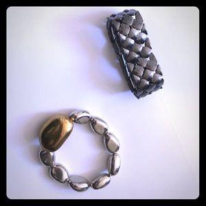 Amrita Singh Jewelry - Amrita Singh Chunky Bracelet Lot