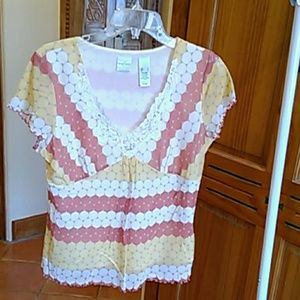 Lightweight, summery blouse