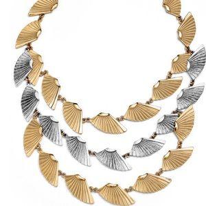 Lulu Frost Jewelry - Horizon Triple Necklace