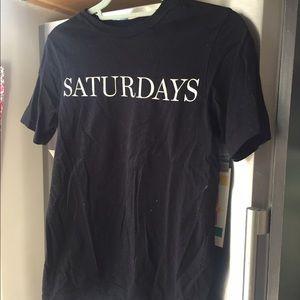Saturdays Nyc Tops - Saturdays Surf New York Shirt