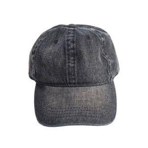 Accessories - Denim baseball cap - dad hat