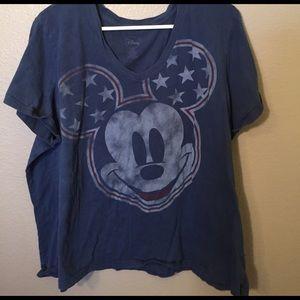 Disney Tops - Mickey shirt!