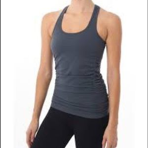 NUX Tops - NUX Form Fitting Workout Tank