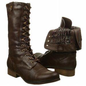 Madden Girl Shoes - Madden Girl Gizmoo Boots