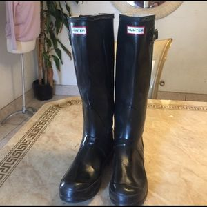 Hunter Boots Shoes - HUNTER Boots Size 6