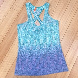 Lucy Tops - LUCY tank top, cross back, S.