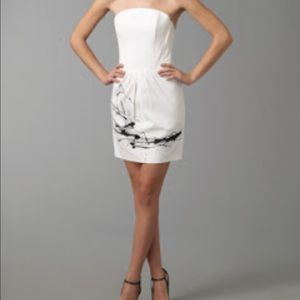 Twelfth Street by Cynthia Vincent Dresses & Skirts - Coming soon...Black & White Splatter Paint Dress
