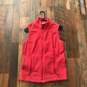 Vineyard Vines Fleece Vest (Factory)