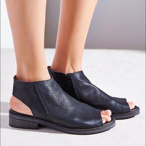 Kelsi Dagger Shoes - Kelsi Dagger Brooklyn Tara Cutout Bootie Size 7