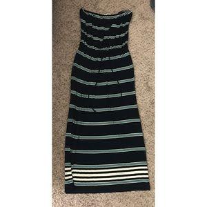 J.Crew maxi dress