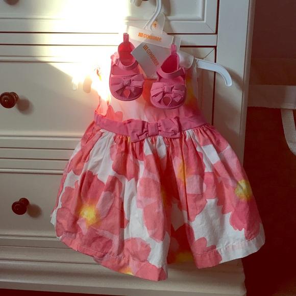 Gymboree Dresses Baby Girl 03 Month Easter Dress Poshmark