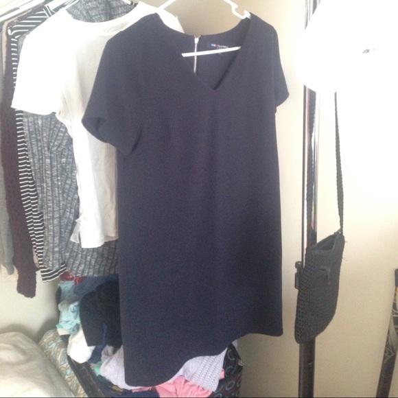 one clothing Dresses & Skirts - Navy blue t-shirt dress!