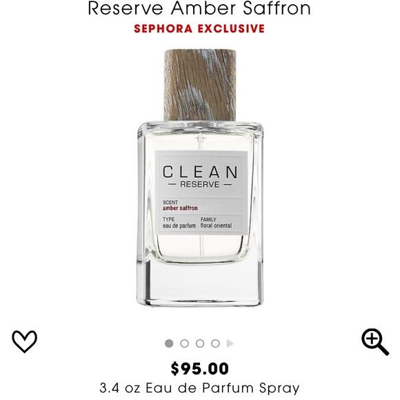 8e61cbc923 clean Other | New In Box Reserve Amber Saffron | Poshmark