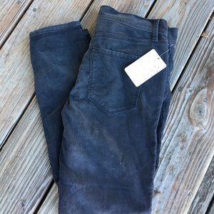 NWT Free People Corduroy Jeans