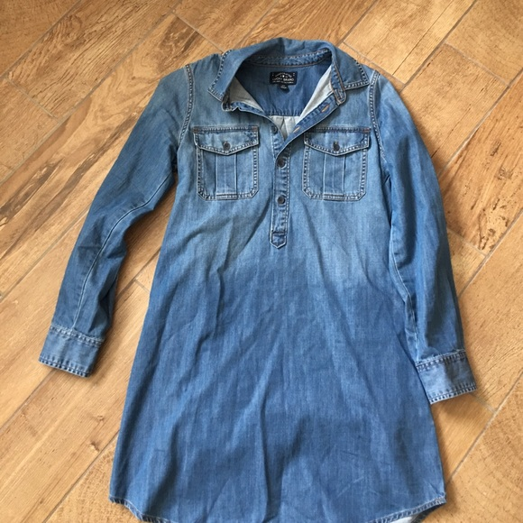 Lucky Brand Dresses & Skirts - EUC lucky brand denim dress. Worn 3 times.