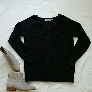 Ecote Sweaters - Ecote UO Cable Knit Oversized Sweater