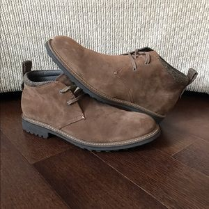 Black Brown 1826 Other - Black & Brown suede boots brand new