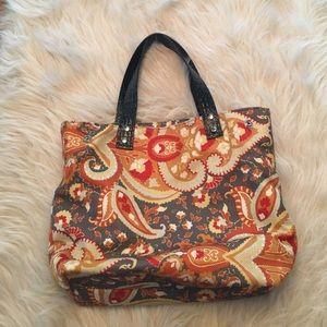 Cute fabric bag