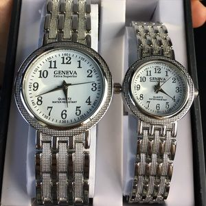 Geneva Jewelry - Geneva Extra Superior Watch Set