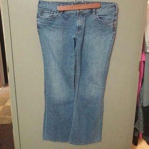 72% off Silver Jeans Denim - Silver Jeans Suki Style sz 36 x 32 ...