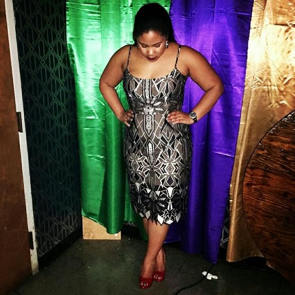 829f7e69da3445 BCBGMaxAzria Dresses   Skirts - BCBG MAX AZRIA - ALESE COCKTAIL DRESS
