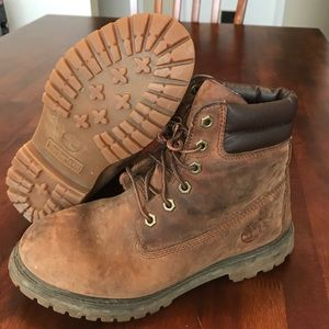 Timberland Other - Men's size 7.5 Rugged Leather Timberland Boots