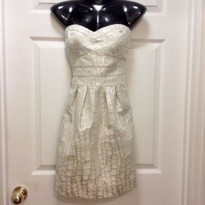 American Eagle Outfitters Dresses & Skirts - American Eagle Outfitters Strapless Dress Size 8