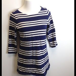 Old Navy Tops - 👣 Maternity Old Navy Striped Tunic/Dress