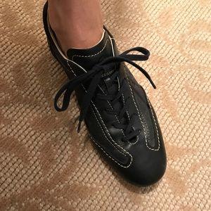 Hogan Shoes - Hogan Navy sneakers