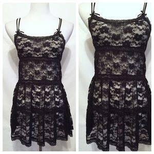 🎈sale🎈Lace Mini Sheer Slip Dress! Small, NWOT