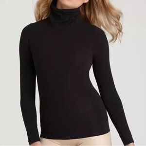 SPANX Tops - Spanx On Top & In Control Tummy Turtleneck Top