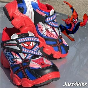Stride Rite Other - New SpiderMan from Stride Rite 💕💕