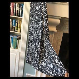 Escapada XS Rayon Maxi skirt. NWOT