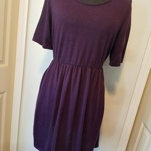 191 Unlimited Dresses & Skirts - Purple babydoll dress